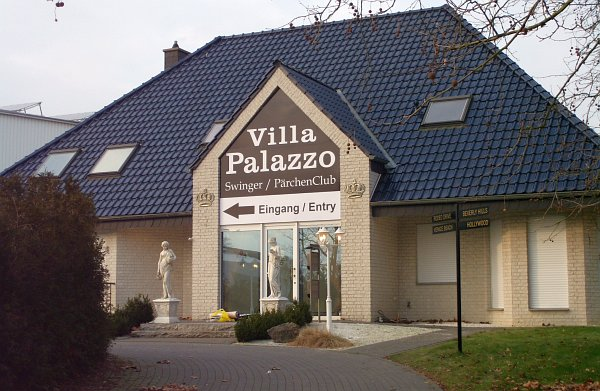 villa palazzo dorsten ehenutte