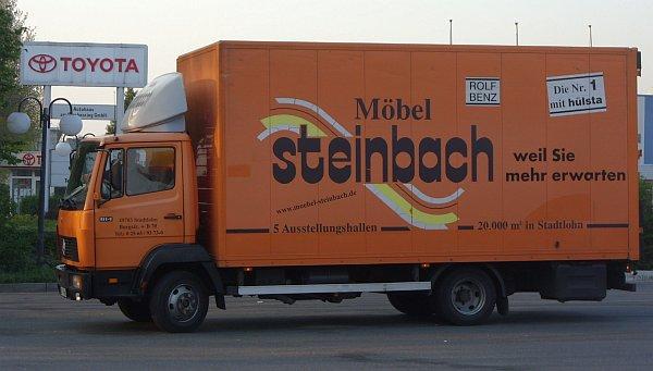 Moebel Steinbach datei lkw möbel steinbach jpg wulfen wiki